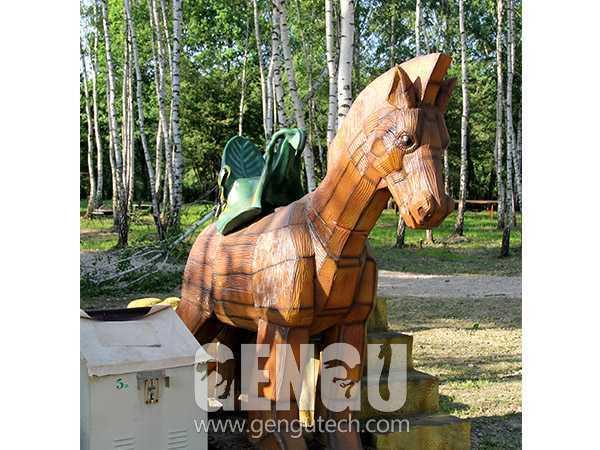 Trojan Horse Rides(CP-725)
