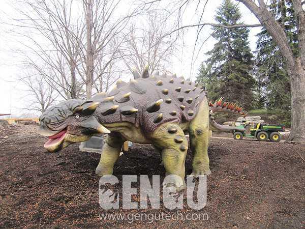Ankylosaurus(AD-814)