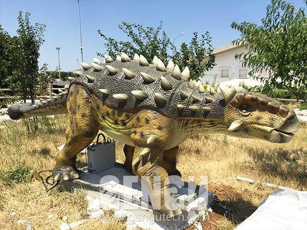 Ankylosaurus(AD-822)
