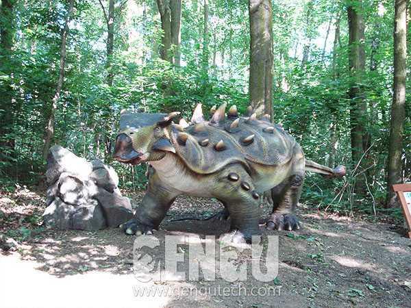 Ankylosaurus(AD-827)