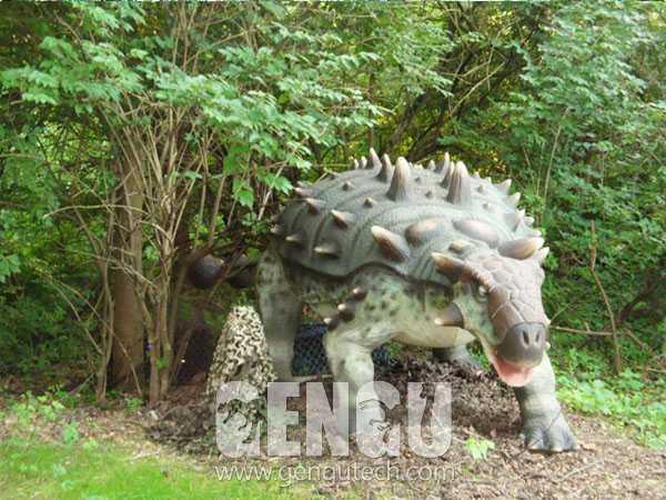 Ankylosaurus(AD-828)