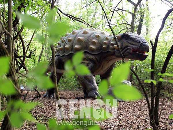 Ankylosaurus(AD-830)